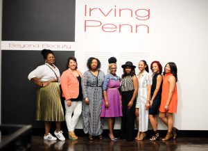 Nashville Bloggers at Irving Penn: Beyond Beauty Exhibit at the Frist Center for Visual Art