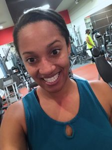 Using Smile Brilliant during workout