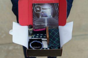 Gentlemans Box Reveal