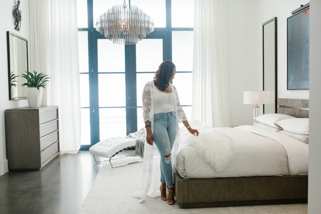 RH Nashville Bedroom Scales of Style