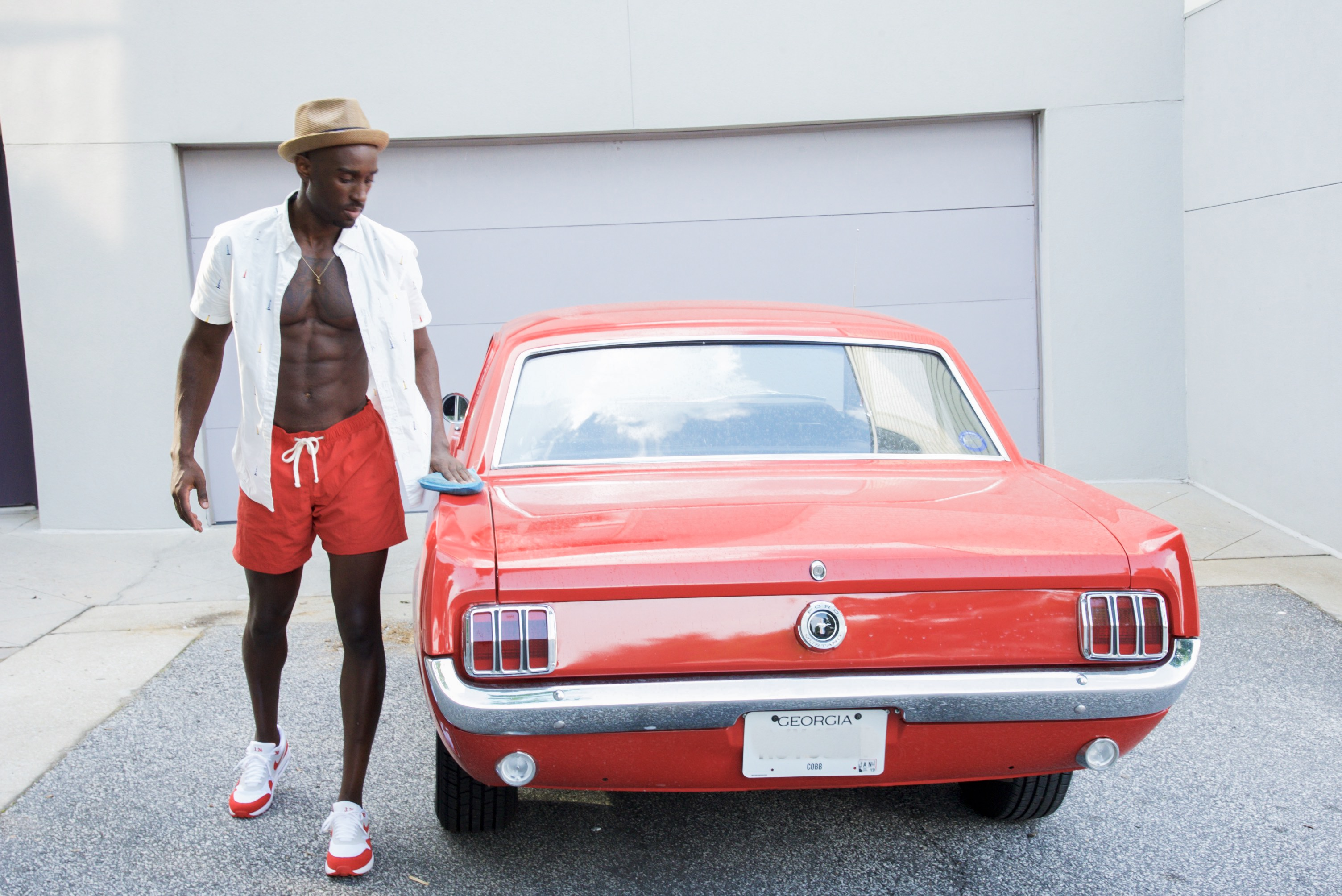 Mustang_summer_style